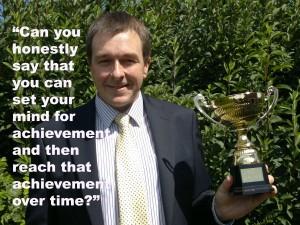 Tony Brassington Mind and Achievement