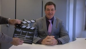 Tony Brassington - Mind and Achievement film shoot