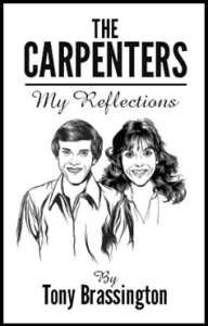 Carpenters book cover with border
