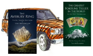The Well-Travelled Book Series. Tony Brassington